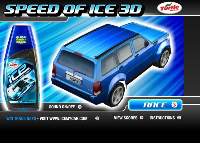 SPEED OF ICE 3D