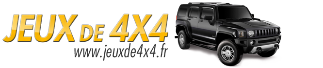 logo jeux de 4x4