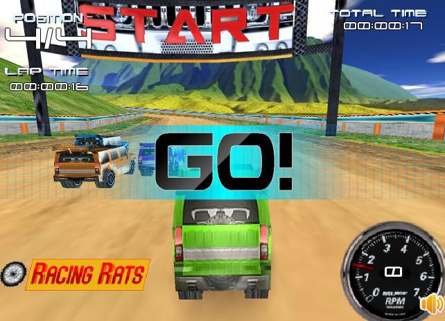 Hummer 3D Jump & Speed
